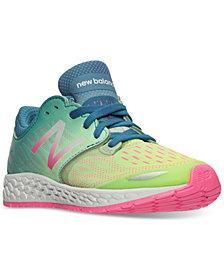 New Balance Big Girls' Fresh Foam Zante v3 Running Sneakers from Finish Line