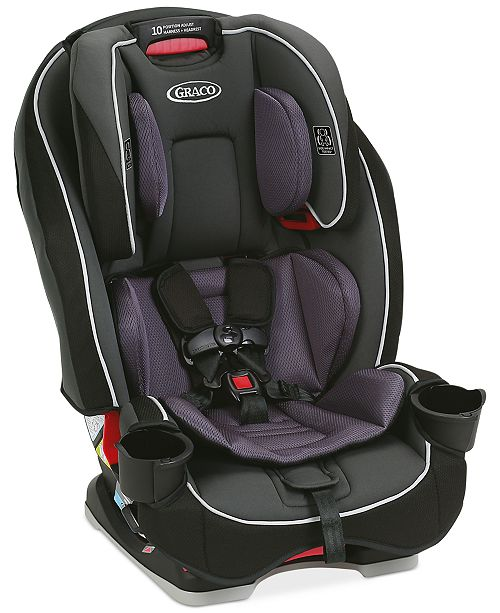 Graco Slimfit All In One Convertible Car Seat