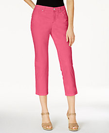 Charter Club Bristol Capri Jeans, Created for Macy's