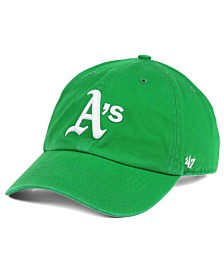 '47 Brand Oakland Athletics Cooperstown CLEAN UP Cap