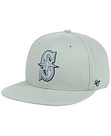 '47 Brand Seattle Mariners No Shot Tonal Captain Cap