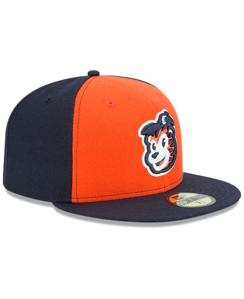 d971e3039bb New Era Connecticut Tigers AC 59FIFTY Fitted Cap   Reviews - Sports ...