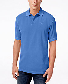 Barbour Men's Finished Pique Polo