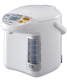 Zojirushi CD-LFC30WA Panorama Window® 3L Micom Boiler & Warmer