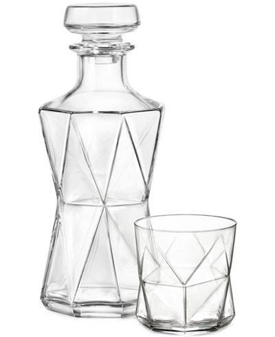 Bormioli Rocco Cassiopea 7-Pc. Whiskey Set