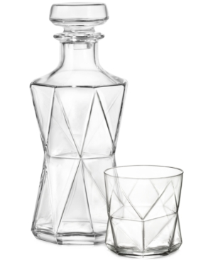 Bormioli Rocco Cassiopea 7Pc Whiskey Set