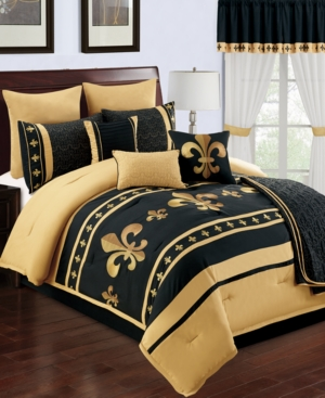 French style bedrooms for toddlers that grown with them - Fleur de lis bedspread ...