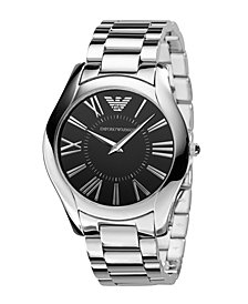 Emporio Armani Watch, Men's Stainless Steel Bracelet AR2022