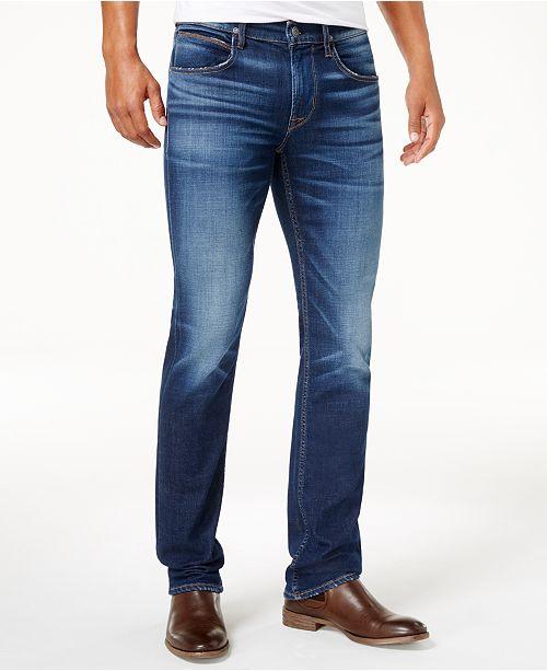 369838927ca ... Hudson Jeans Hudson Stretch Jeans Men s Byron Straight-Leg Stretch ...
