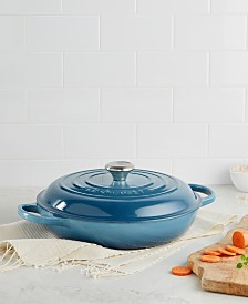 Le Creuset Signature Enameled Cast Iron 3.5-Qt. Braiser