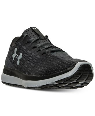 Under Armour Mens Threadborne Slingflex Running Sneakers from Finish Line