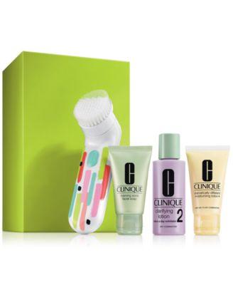 Clinique 4-Piece Clean Skin, G...