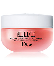 Dior Hydra Life Glow Better Fresh Jelly Mask, 1.7 oz.