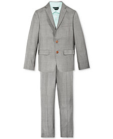 Lauren Ralph Lauren Check Jacket, Gingham Dress Shirt & Pants, Big Boys (8-20)