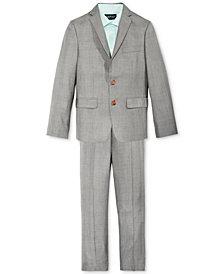 Lauren Ralph Lauren Check Jacket, Gingham Dress Shirt & Pants, Big Boys (8-20)