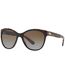Ralph Lauren Polarized Sunglasses, RL8156