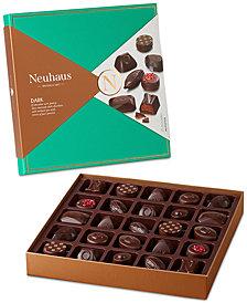 Neuhaus 25-Piece Belgian Dark Chocolate Gift Box