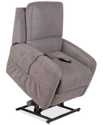 karwin fabric power lift reclining chair