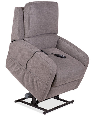 Karwin Fabric Power Lift Reclining Chair Chairs