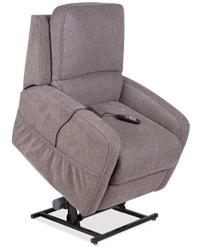 Furniture - Karwin Fabric Power Lift Chair