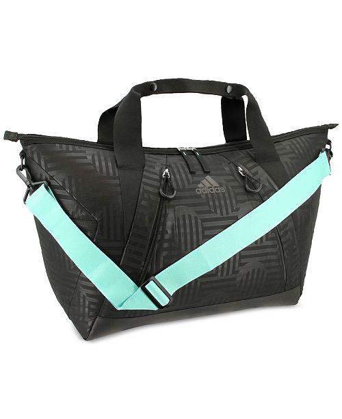 b0ec0b57001a adidas Studio II Duffel Bag - Women s Brands - Women - Macy s