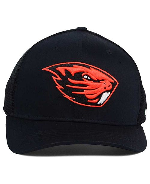 23a88310 ... coupon code for nike oregon state beavers aero bill mesh swooshflex cap  sports fan shop by