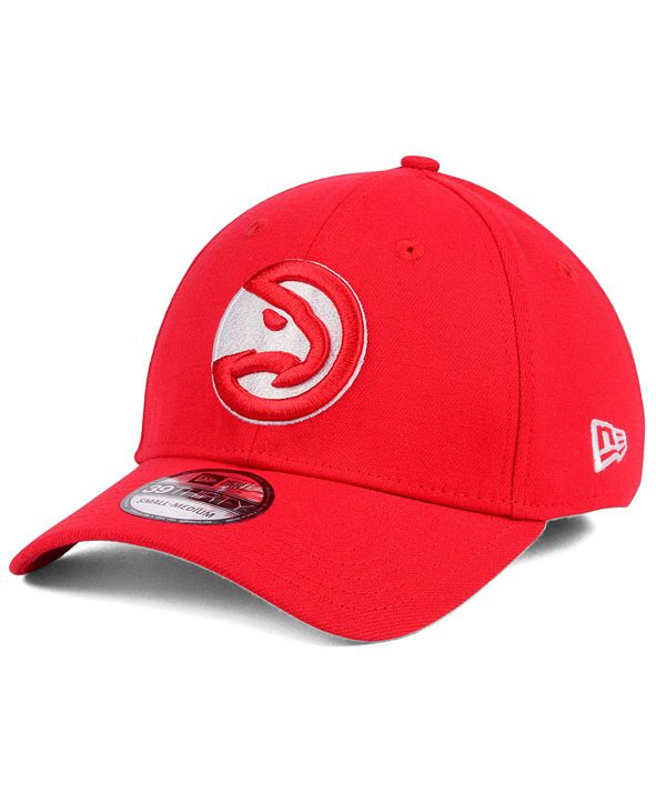 New Era Atlanta Hawks Team Classic 39THIRTY Cap
