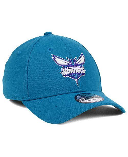 New Era Charlotte Hornets Team Classic 39THIRTY Cap