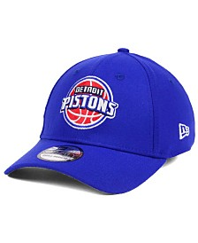 New Era Detroit Pistons Team Classic 39THIRTY Cap