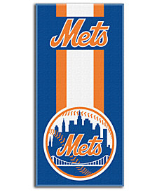 "Northwest Company New York Mets Beach Towel ""Zone Read"""