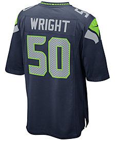 Nike Men's K.J. Wright Seattle Seahawks Game Jersey