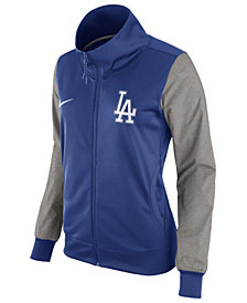 Nike Women's Los Angeles Dodgers Track Jacket