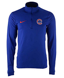 Nike Men's Chicago Cubs Dry Element Half-Zip Dri-FIT Pullover