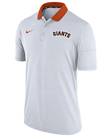 Nike Men's San Francisco Giants Dri-FIT Touch Polo