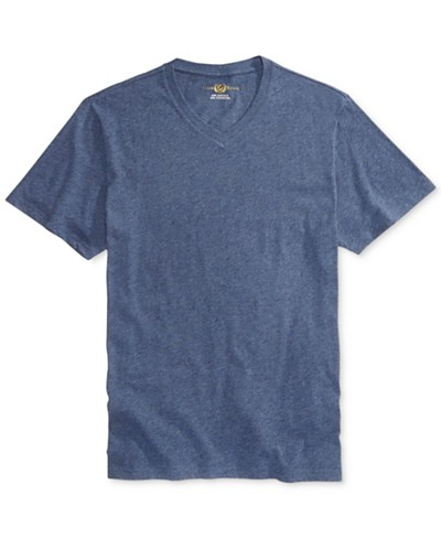 Club Room Men's V-Neck T-Shirt, Created for Macy's