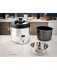 All-Clad CZ720051 6-Qt. Electric Pressure Cooker