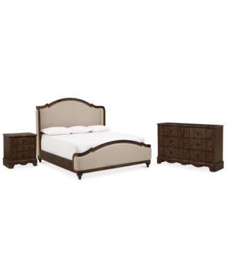 Madden Bedroom Furniture, 3-Pc. Set (Queen Bed, Dresser & Nightstand), Created for Macy's