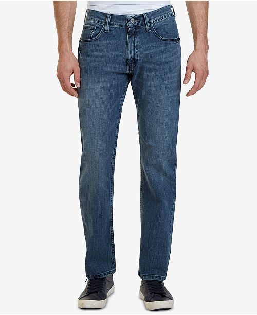 Nautica Men's Straight-Leg Adriatic Jeans
