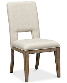 CLOSEOUT! Altair Side Chair, Created for Macy's