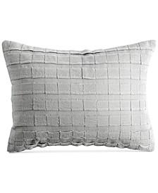"PURE Pieced Stripe 12"" x 16"" Decorative Pillow"