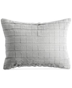 Dkny Pure Pieced Stripe 12 x 16 Decorative Pillow Bedding