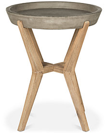 Dynton Outdoor End Table, Quick Ship