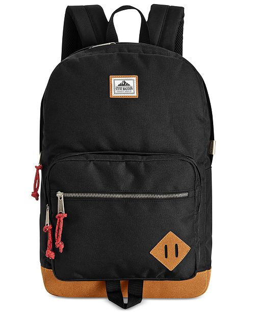 ce3ce1a8021 Steve Madden Dome Backpack & Reviews - Bags & Backpacks - Men - Macy's