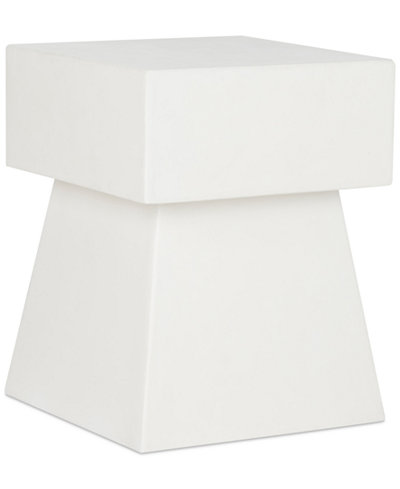 Teron Outdoor Accent Table, Quick Ship