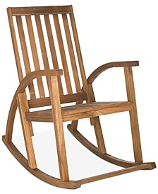 Troy Outdoor Rocking Chair, Quick Ship