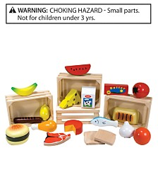 Melissa and Doug Toy, Food Groups