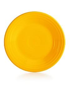 "Fiesta Daffodil 9"" Luncheon Plate"