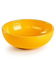 Fiesta Daffodil Medium 38-Oz. Bistro Bowl