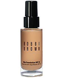 Bobbi Brown Skin Foundation SPF 15, 1 oz