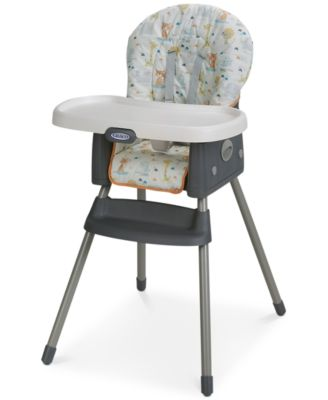 graco 2in1 highchair u0026 booster seat